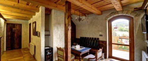 vstupná chodba tokajský dom