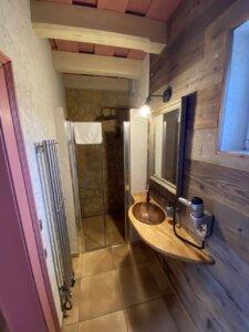 Pahorok kúpeľňa