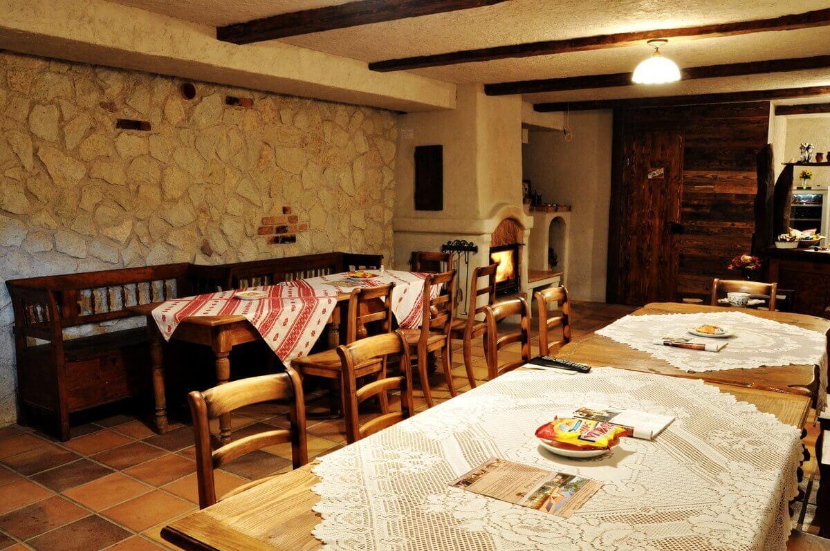 Hodovňa v penzióne Tokaj(24 ľudí)