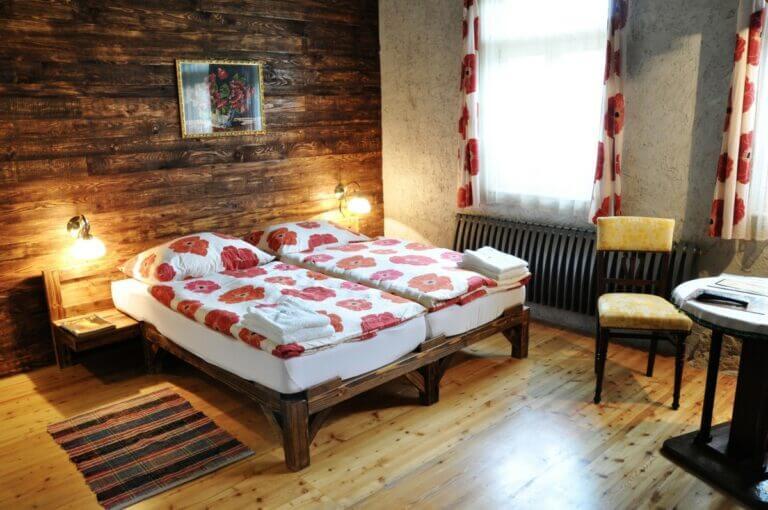 Virginia 1(dvojlôžková izba s manželskou posteľou)1