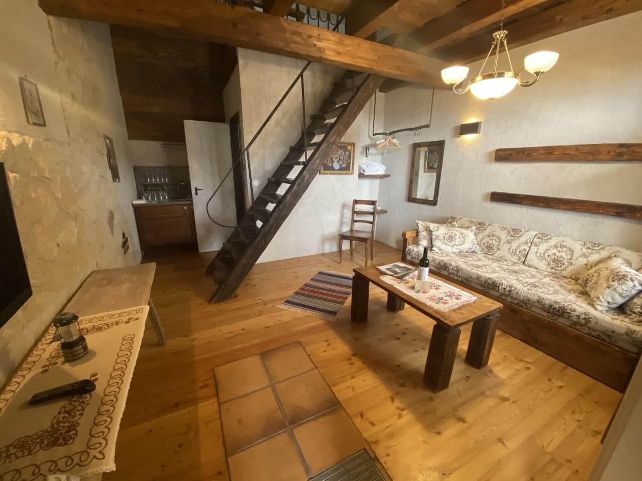 Farkaš 6(mezonetový apartmán)