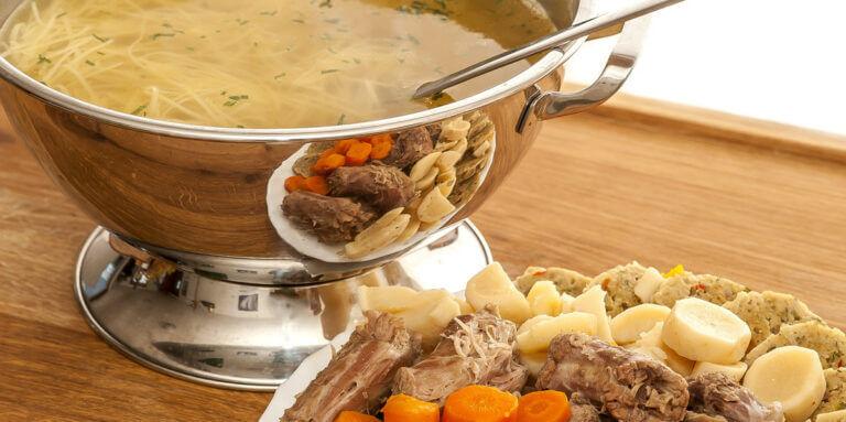 gazdovská polievka