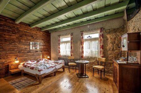 Virginia 1(dvojlôžková izba s manželskou posteľou)