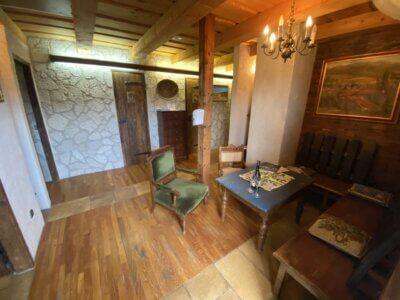 Tokajský dom vstup
